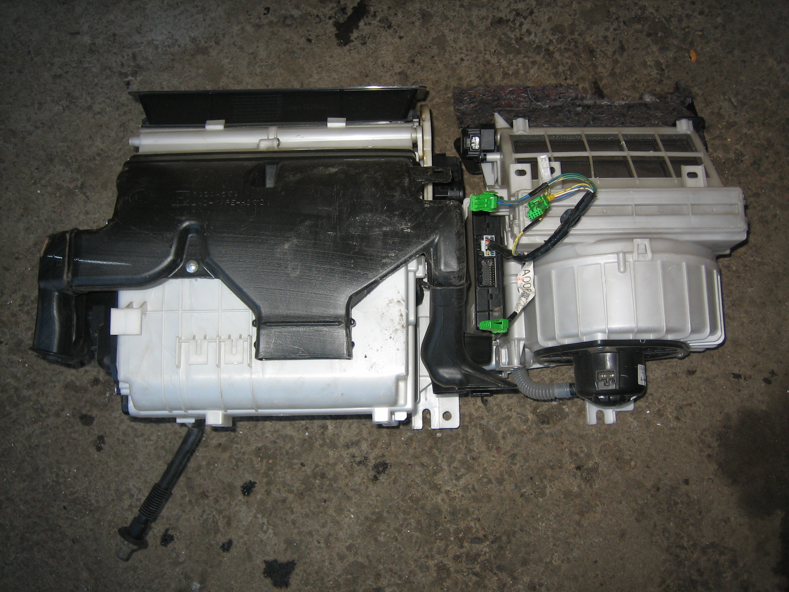Кузовной ремонт на автомобиле