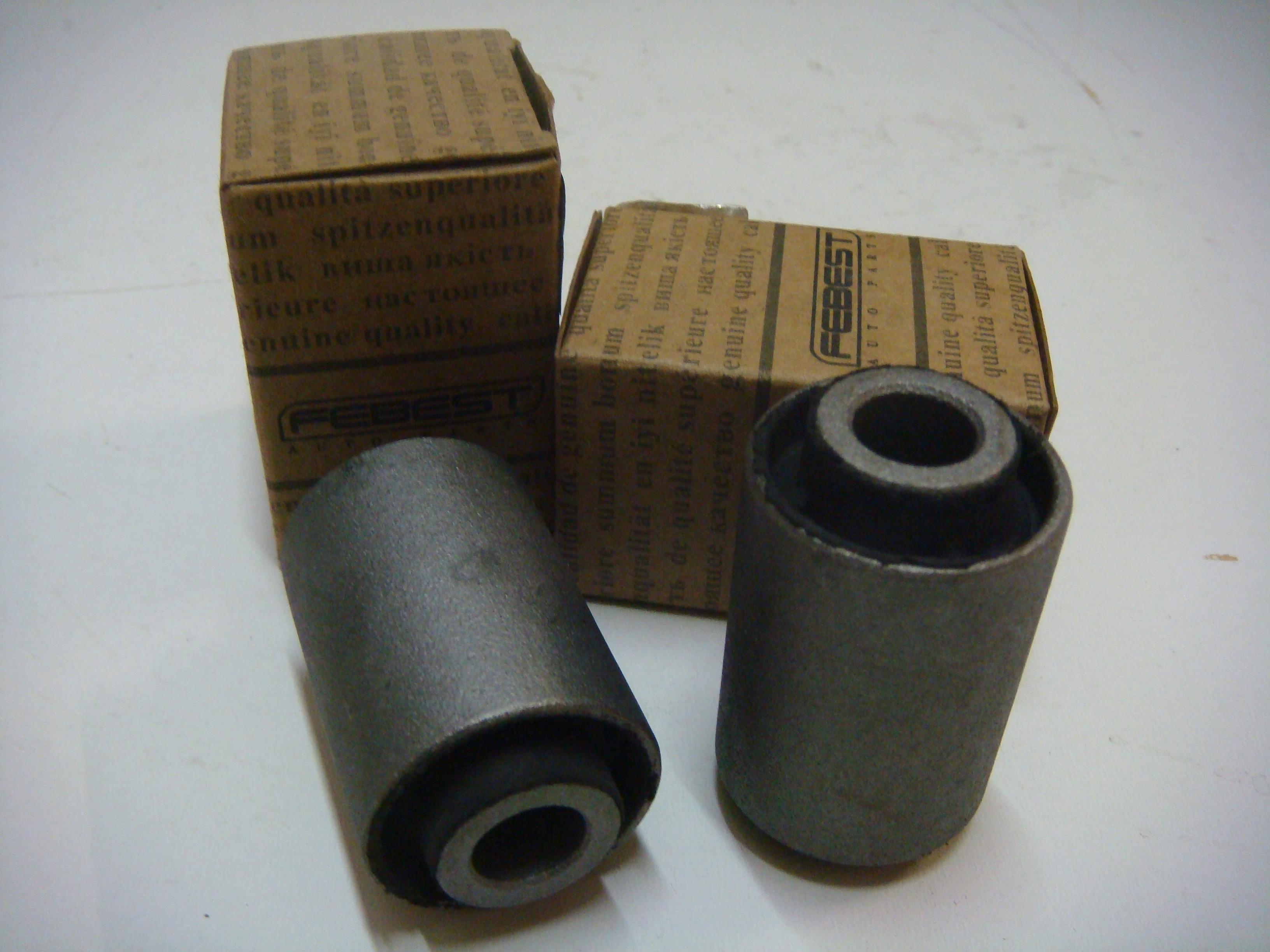 Данные сайлентблоки используются при ремонте задней подвески автомобиля Форд Фокус 2.К сожалению они.