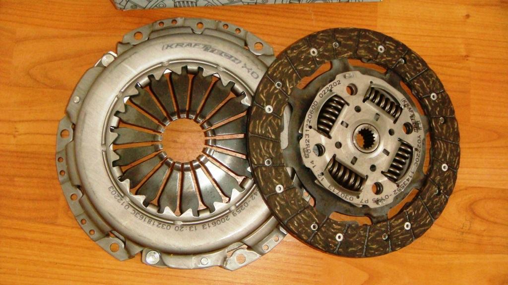 Итальянский комплект сцепления пиленга форд фокус фото 183-652